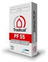 Tradical - PF 55 (25kg) Chaux grise