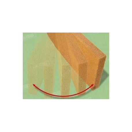 Comment couper un isolant souple