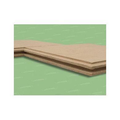 Panneau UdiTop Premium, sous toiture isolante en fibres de bois (252x60cm)