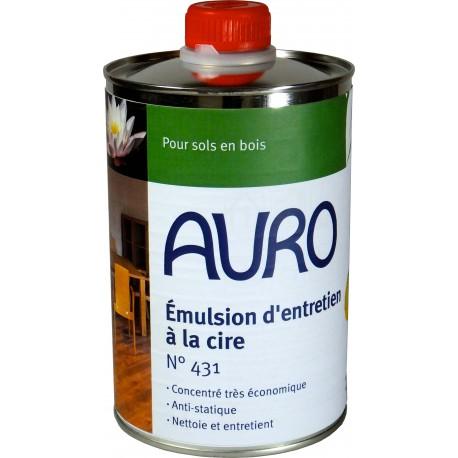 Emulsion d'entretien à la cire (sols) 431