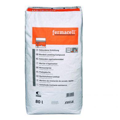 Mortier d'égalisation Fermacell, sac de 80 litres