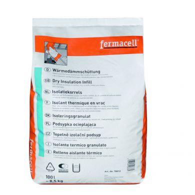 Granules d'isolation Fermacell, sac de 8 kg, 100 litres