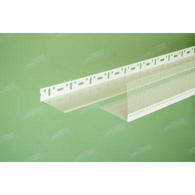 profilé de soubassement variable à fixer sur mur - 2 mct