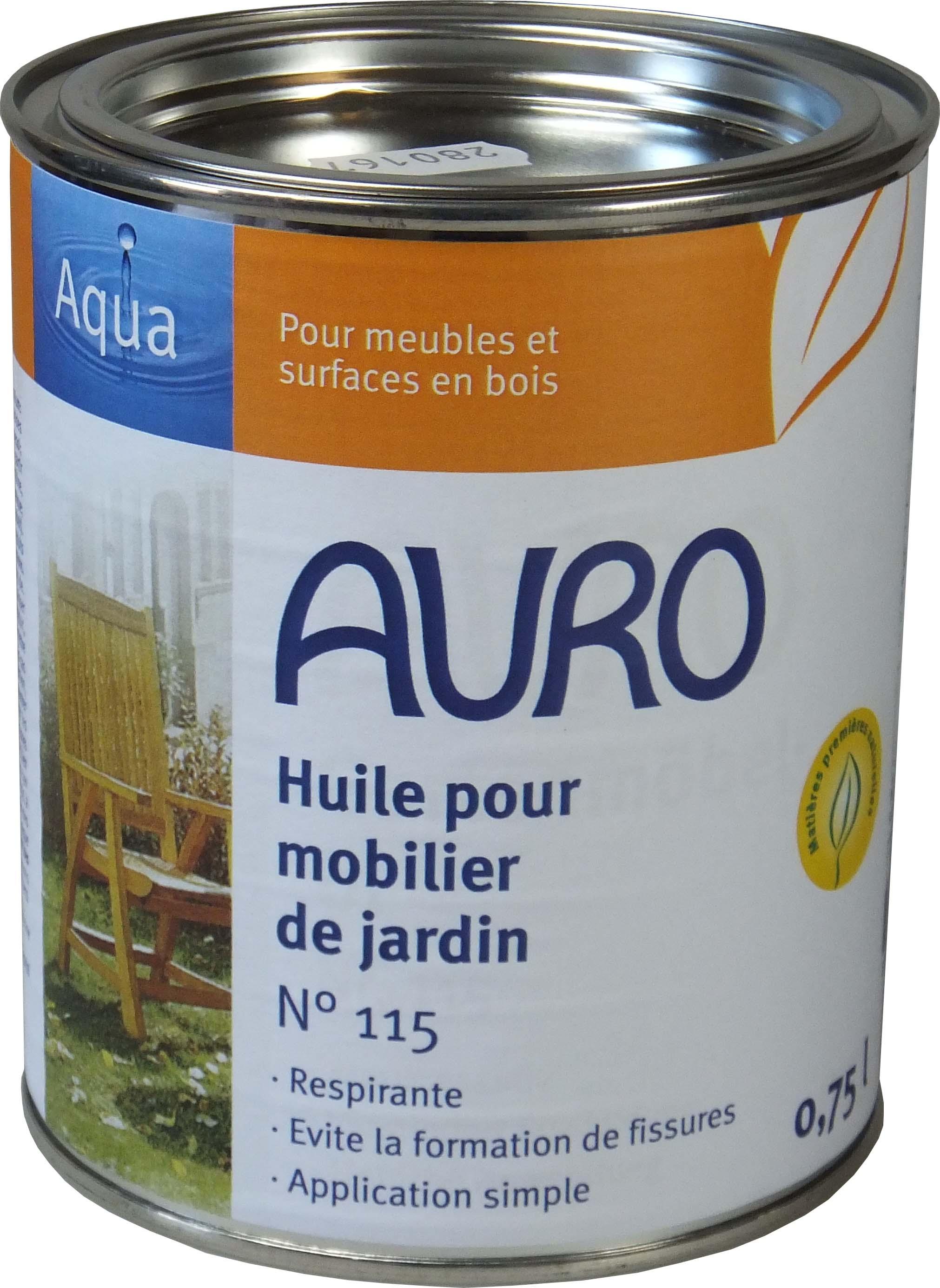 Free huile pour mobilier de jardin la maison ecologique - Huile de lin pour meuble ...
