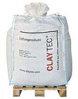 Claytec - Argile humide, cassée 20 mm (big bag)