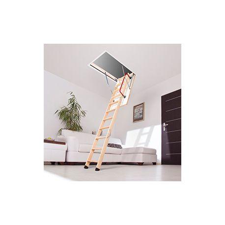 Escalier ISO Bois 3P LWZ