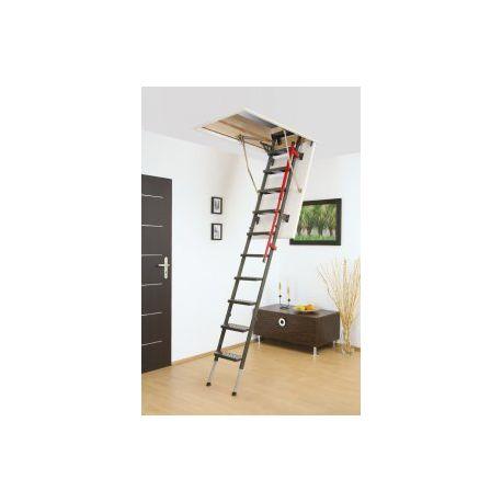 Escalier ISO Acier 3P LML Lux