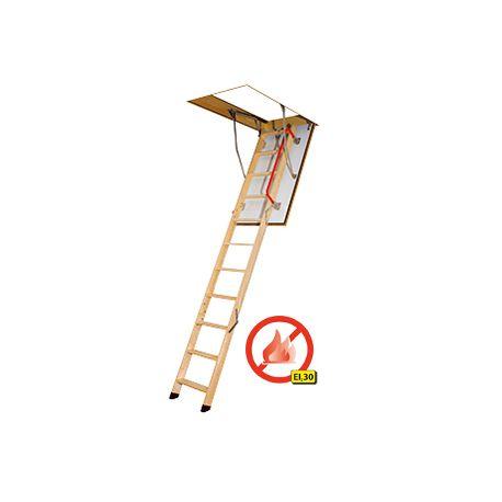 Escalier ISO Bois 3P LWF