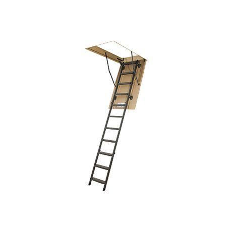 Escalier ISO Acier 3P LMS Smart