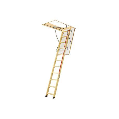 Escalier ISO Bois 3P LWL Lux
