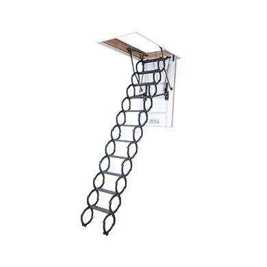 FAKRO - Escalier ISO Acier échelle accordéon LST