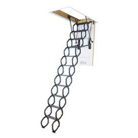 FAKRO - Escalier ISO Acier échelle accordéon LSZ