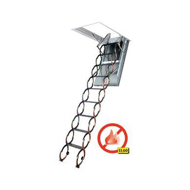 FAKRO - Escalier ISO Acier échelle accordéon LSF