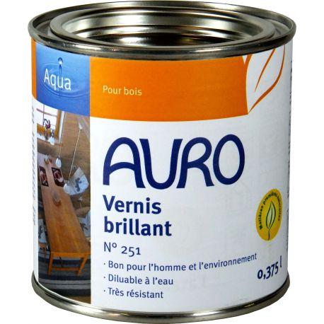Vernis Brillant 251 - Auro - La Maison Écologique