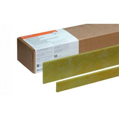 Fermacell - Bande isolante latérale en laine de roche 30x10mm, 60 m