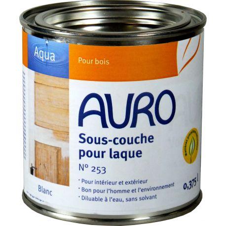 Sous-couche pour laque Aqua 253 - AURO