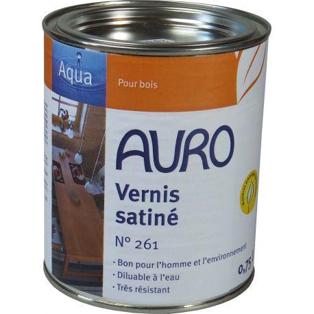 Vernis satiné 261 - AURO