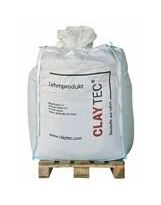 Claytec - Mortier d'argile compact, humide (Big Bag)