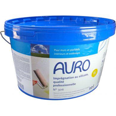 Imprégnation au silicate qualité professionnelle Auro 306 (5 l)