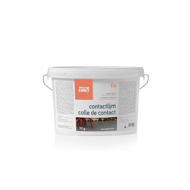 Qualy-Cork-Colle Fix pour liège de sol et mural 3 kg