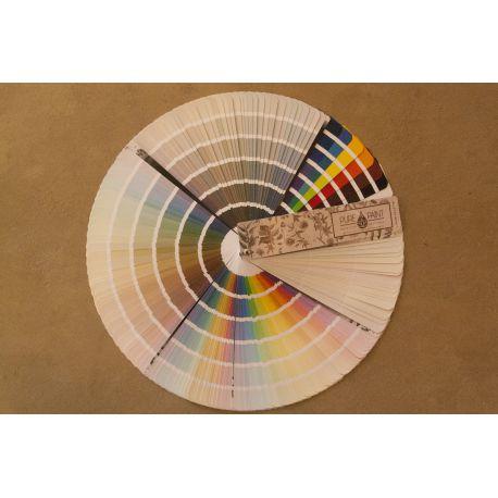 Teintes disponibles - Pure & Paint