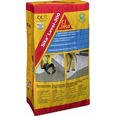 SIKA - Sika Level300 Extra mortier autonivelant 25kg