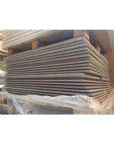 Lot de 44,4m2 de plaques de sol FERMACELL H2O TE (1250x500x25mm)