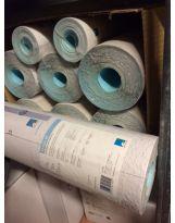 Lot de 8 rouleaux PRO CLIMA - Papier d'assainissement SANTA DT (0,53 x 15 m)