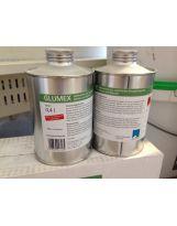 Lot de 5 PRO CLIMA - Dissolvant GLUMEX - 0,4 litre