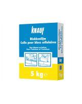 KNAUF - Colle pour blocs cellulaires 5kg