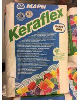 MAPEI - Keraflex Blanc - 25kg - lot de 10 sacs