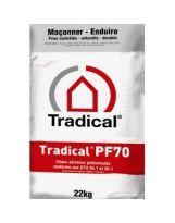 Tradical - PF 70 (22kg) Beton de chanvre - lot de 10