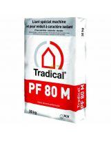 Tradical - PF 80M (30kg) Chaux blanche - lot de 10