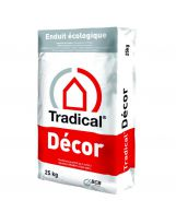 Tradical - Decor (25kg) - lot de 10