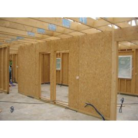 Lot de 52,3125 m2 OSB KRONO 2,5m x 0,675m x 12 mm