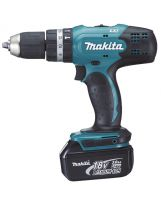 Makita - Visseuse-perceuse à percussion à batteries LXT 18V