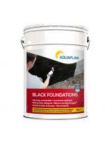 Aquaplan - Black foundations 20L
