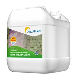 Aquaplan - Stop dépôts verts 10 + 5L gratuit