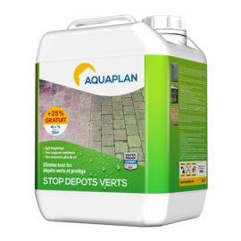 Aquaplan - Stop dépôts verts 4L