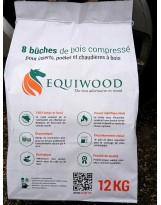 Equiwood - Sac de 12,5kg