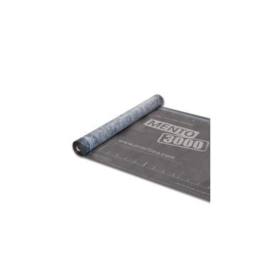 ROULEAU membrane pare-pluie SOLITEX MENTO 3000 (larg. 1,5m)