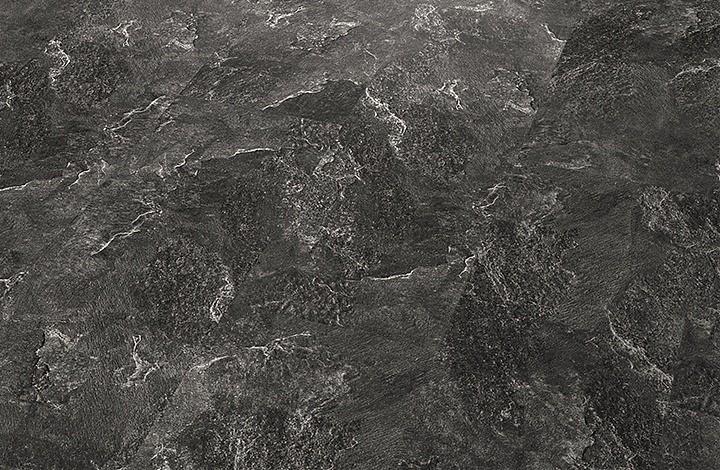 Plinthe - Coal slate